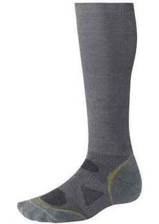 SmartWool PhD Run Graduated Compression Socks - Merino Wool, Over the Calf (For Men and Women)