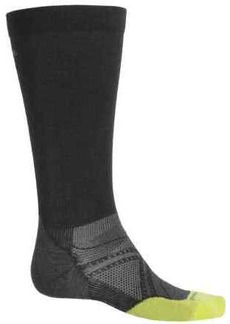 SmartWool PhD Run Ultralight Graduated Compression Socks - Merino Wool, Over the Calf (For Men and Women)