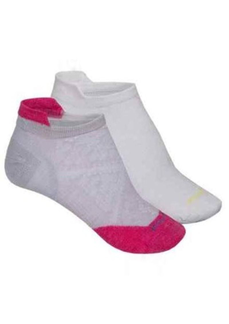 SmartWool PhD Run Ultralight Socks - 2-Pack, Merino Wool, Below the Ankle (For Women)