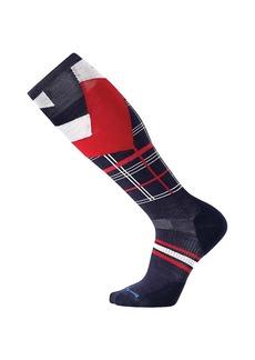 Smartwool PhD Slopestyle Light Elite Plaid Sock