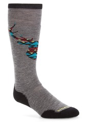 Smartwool PhD® Slopestyle Medium Akaigawa Over the Calf Socks