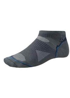 SmartWool PhD Ultralight Micro Running Socks - Ankle (For Men and Women)
