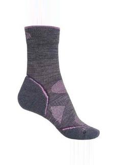 SmartWool PhD V2 Outdoor Light Socks - Merino Wool, Crew (For Women)