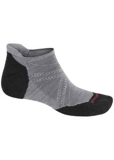 SmartWool PhD V2 Run Elite Socks - Merino Wool, Below-the-Ankle (For Men and Women)