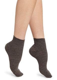 Smartwool Ribbed Merino Blend Mini Boot Socks