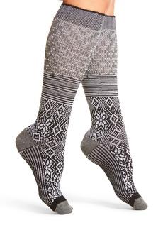 Smartwool Snowflake Flurry Mid Calf Socks