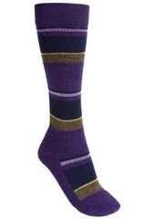 SmartWool StandUP Compression Socks - Merino Wool, Over the Calf (For Women)