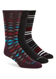 Smartwool Trio 3-Pack Socks