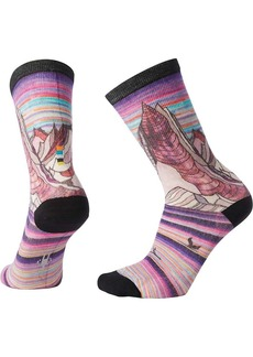Smartwool Women's Curated Surf Lineup Crew Sock