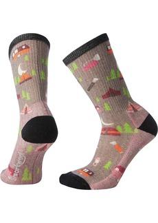 Smartwool Women's Hike Light Summer Nights Print Crew Sock