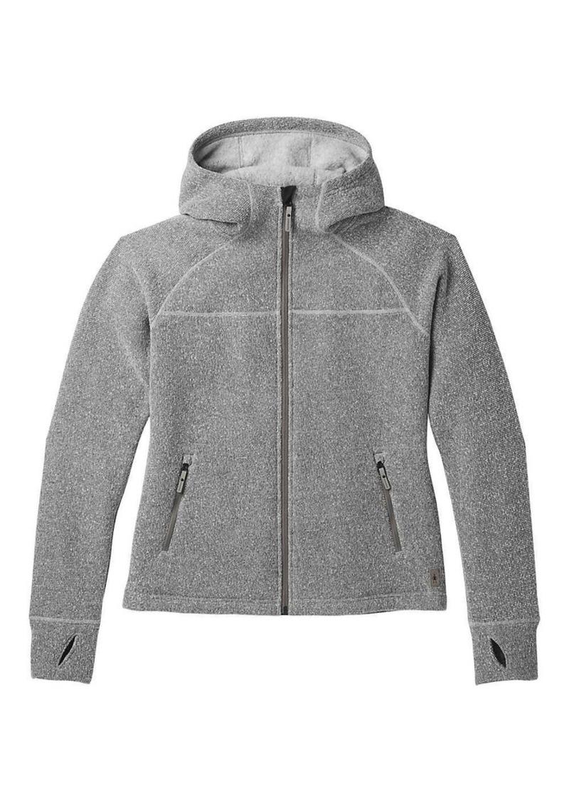 Smartwool Women's Hudson Trail Full Zip Fleece Sweater