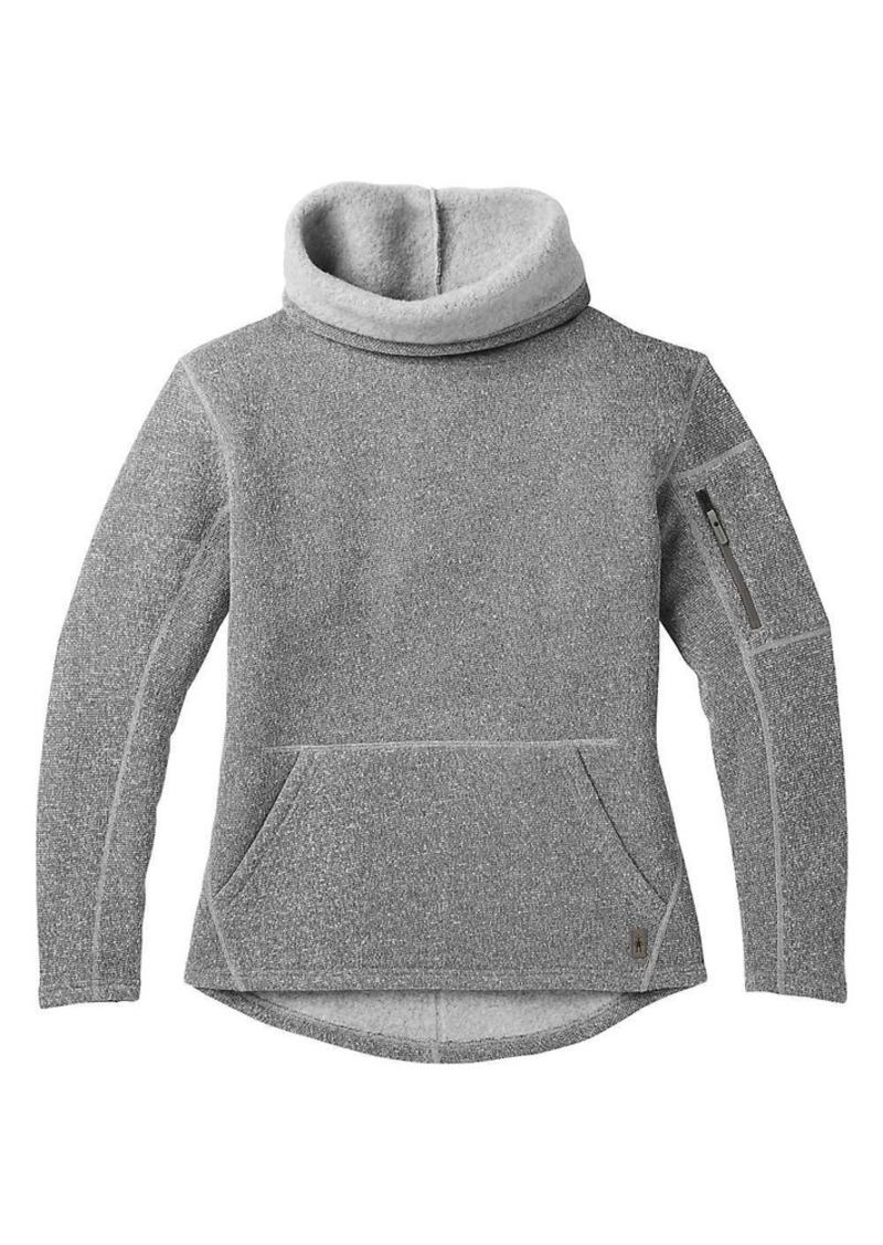 Smartwool Women's Hudson Trail Pullover Fleece Sweater