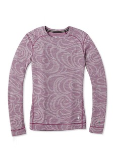 Smartwool Women's Merino 250 Baselayer Pattern Crew