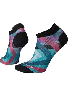 Smartwool Women's PhD Cycle Ultra Light Printed Micro Sock