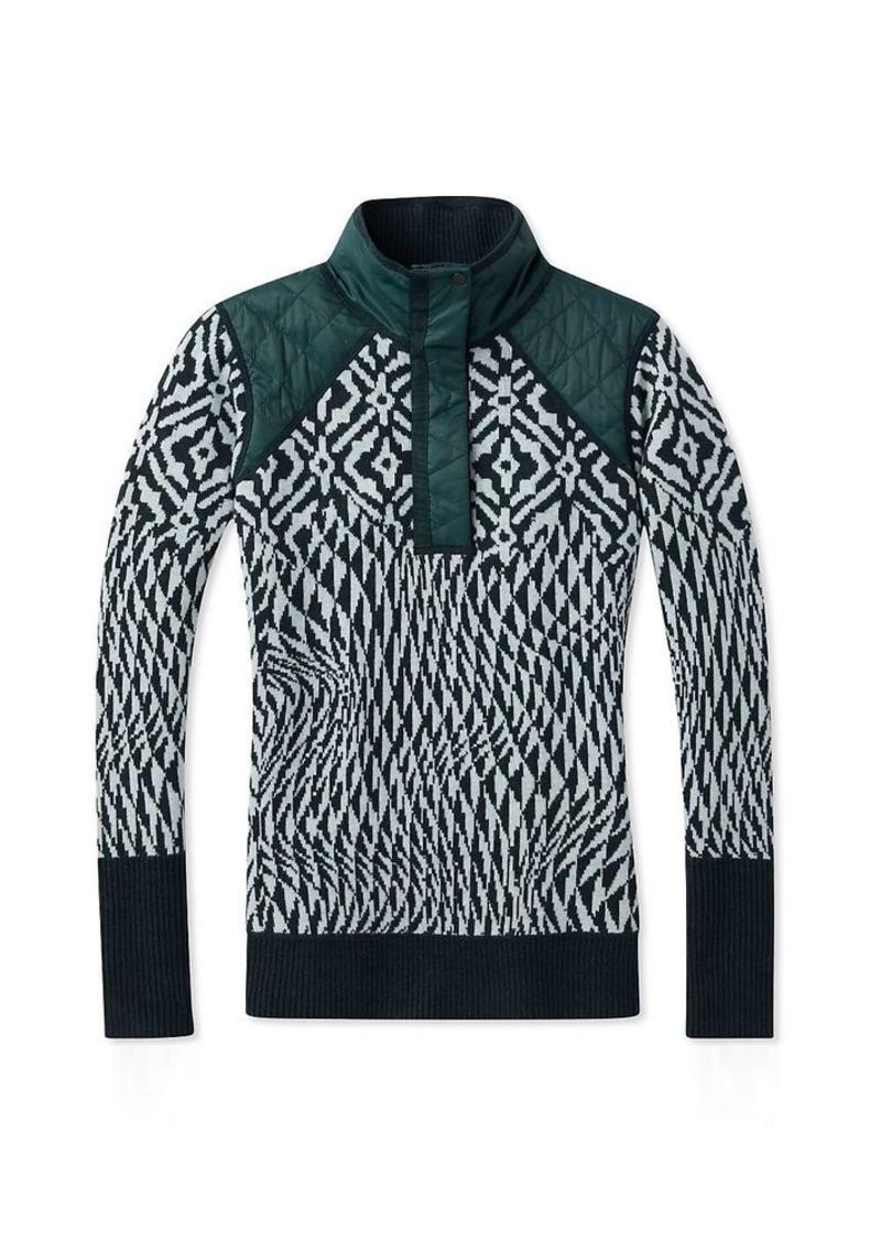 Smartwool Women's Ski Ninja Pullover Sweater
