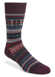Smartwool x CHUP Snowflake Socks