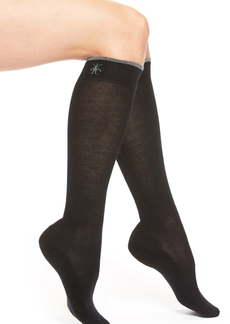 SmartwoolMerino Wool Blend Knee High Socks