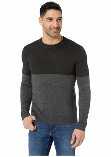 Smartwool Sparwood Color Block Crew Sweater