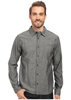 Smartwool Summit County Chambray Long Sleeve Shirt