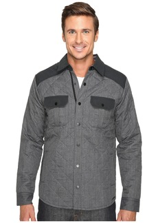 Smartwool Summit County Quilted Shirt Jacket