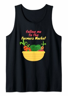 Smith Follow me to the Farmers Market Tank Top