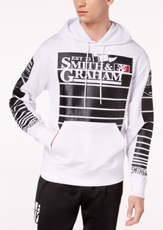 Smith Men's Striped Hoodie