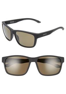 Smith Basecamp 58mm ChromaPop™ Polarized Sunglasses