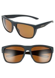 Smith Barra 59mm ChromaPop™ Polarized Sunglasses