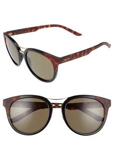 Smith Bridgetown ChromaPop 54mm Polarized Sunglasses
