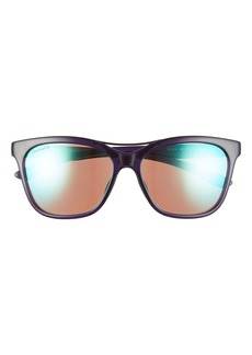 Smith Cavalier 55mm ChromaPop™ Cat Eye Sunglasses