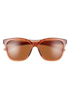 Smith Cavalier 55mm ChromaPop™ Polarized Cat Eye Sunglasses