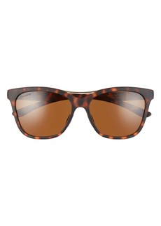 Smith Cavalier 55mm ChromaPop™ Polarized Cat Eye Sunglasses