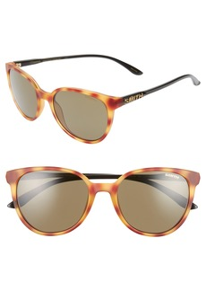 Smith Cheetah 53mm ChromaPop™ Polarized Sunglasses