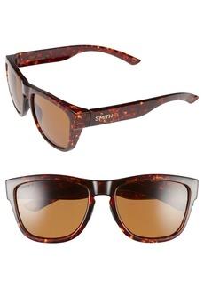 Smith 'Clark' 54mm Polarized Sunglasses