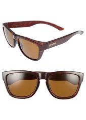 Smith Clark 54mm Polarized Sunglasses