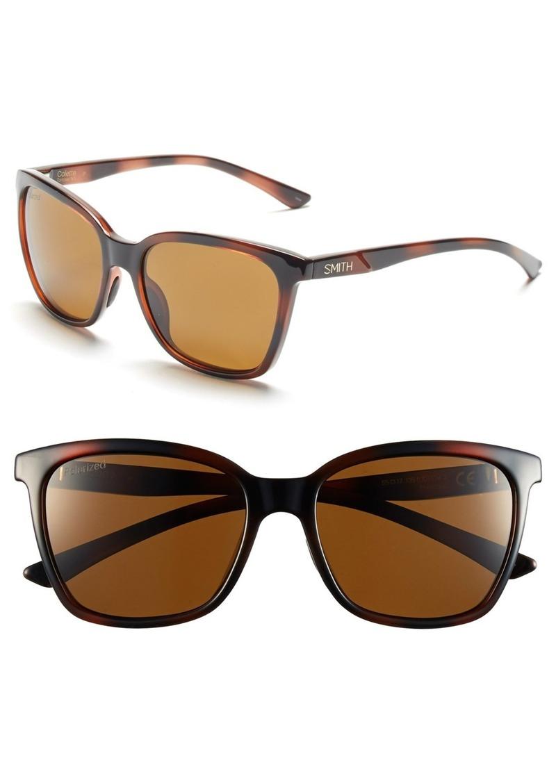 e902580873 Smith Smith  Colette  55mm Polarized Sunglasses