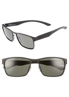 Smith Contra 57mm Polarized Sunglasses