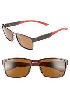Smith Contra 57mm Polarized Sunglasses
