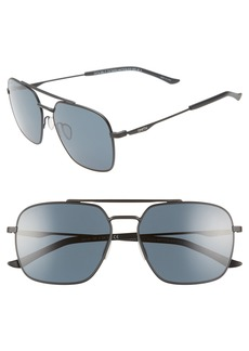 Smith Double Down 58mm ChromaPop™ Navigator Sunglasses
