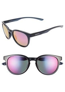 Smith Eastbank 52mm ChromaPop™ Mirrored Sunglasses