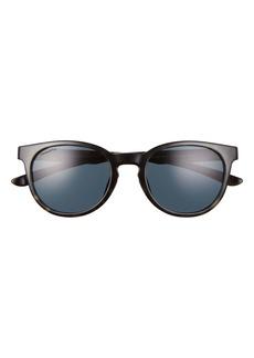 Smith Eastbank 52mm ChromaPop™ Polarized Round Sunglasses