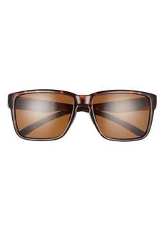 Smith Emerge 60mm ChromaPop™ Polarized Rectangular Sunglasses