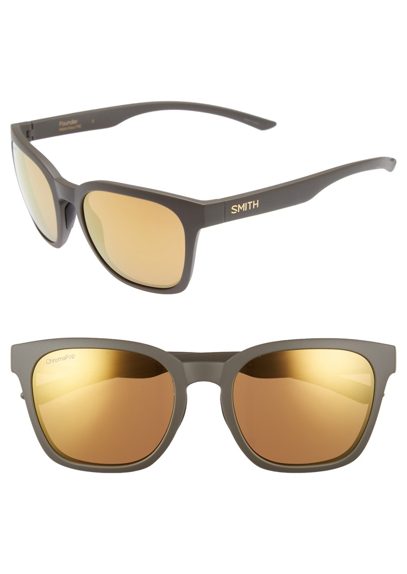 b57930a31ae Smith Smith Founder 55mm ChromaPop™ Polarized Sunglasses