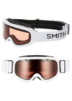 Smith Gambler 164mm Youth Fit Snow Goggles