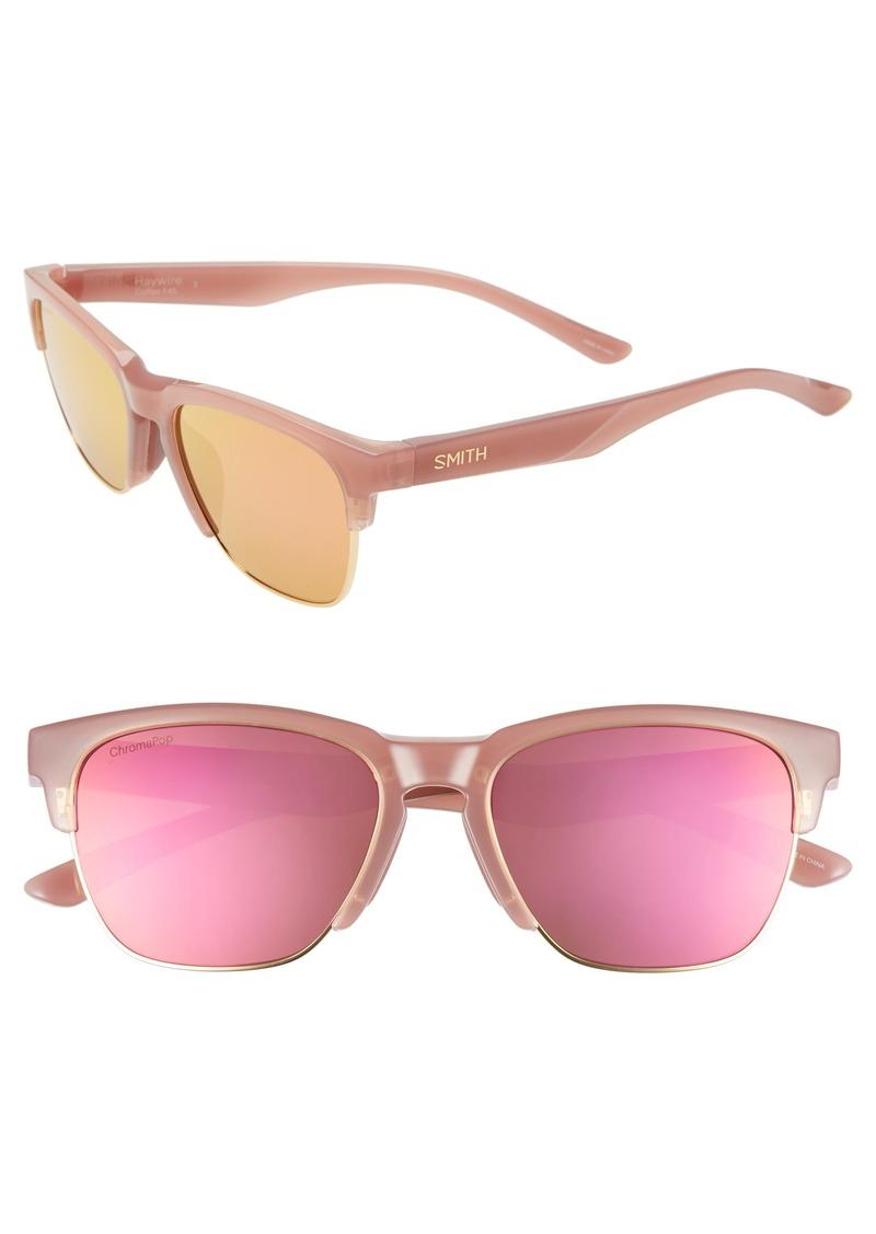 8769bfdef Smith Smith Haywire 55mm ChromaPop™ Sunglasses | Sunglasses