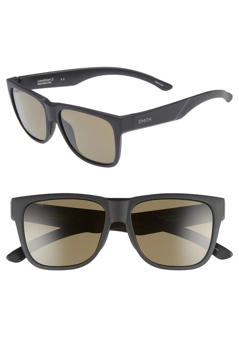 c6d69ff870 Smith Smith Lowdown 2 55mm ChromaPop™ Polarized Sunglasses