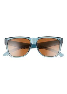 Smith Lowdown 2 56mm Polarized Square Sunglasses