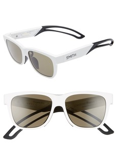 Smith Lowdown Focus Slim 56mm ChromaPop Sunglasses