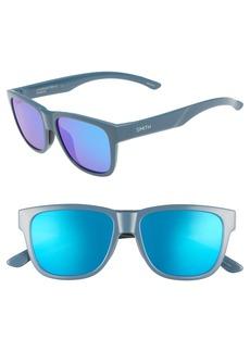 Smith Lowdown Slim 2 53mm ChromaPop™ Polarized Square Sunglasses