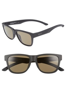 Smith Lowdown Slim 2 53mm ChromaPop™ Square Sunglasses